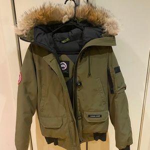 Women's Canada Goose Bomber Jacket